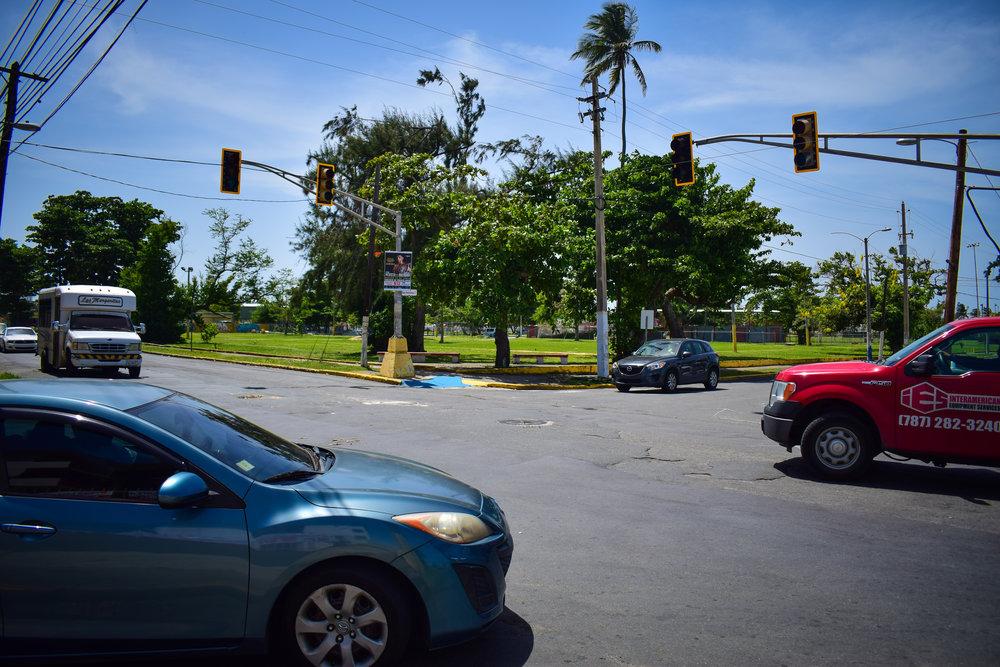 San Juan Stoplights